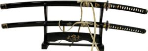 Hattori Hanzo Collection - Bill and Bride's Katana Set